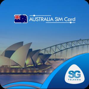 australia sim card plans