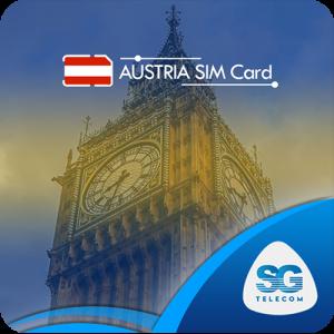 Austria SIM Cards