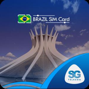 Brazil SIM Cards