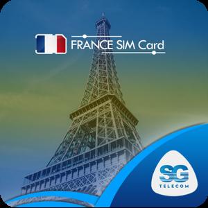 France SIM Cards