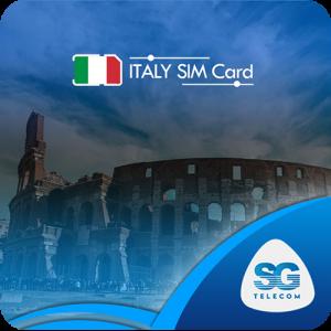 Italy SIM Cards