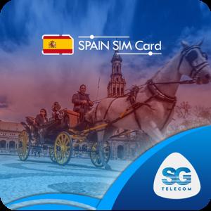Spain SIM Cards