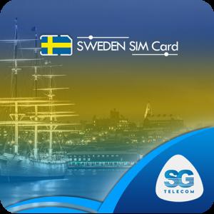 Sweden SIM Cards