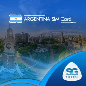 Argentina SIM Cards
