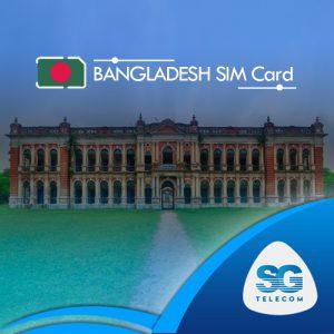 Bangladesh SIM Cards