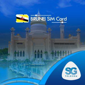 Brunei SIM Cards