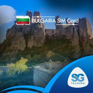 Bulgaria SIM Cards
