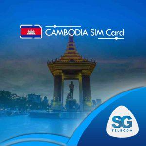Cambodia SIM Cards