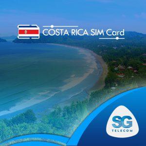 Costa Rica SIM Cards