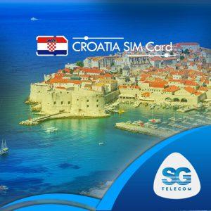 Croatia SIM Cards