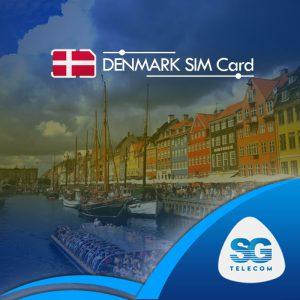 Denmark SIM Cards