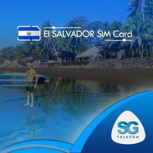 El Salvador SIM Cards
