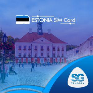 Estonia SIM Cards
