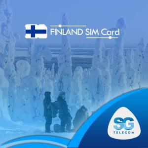 Finland SIM Cards