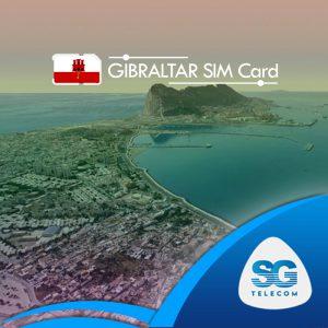 Gibraltar SIM Cards