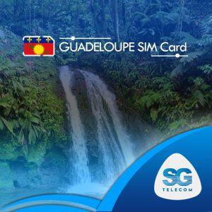 Guadeloupe SIM Cards