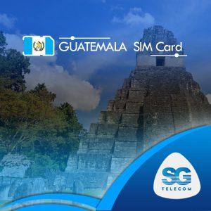 Guatemala SIM Cards
