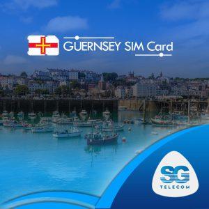 Guernsey SIM Cards