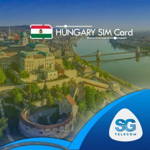 Hungary SIM Cards