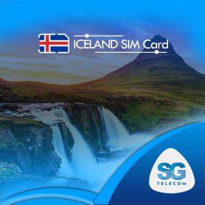 Iceland SIM Cards