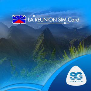 La Reunion SIM Cards