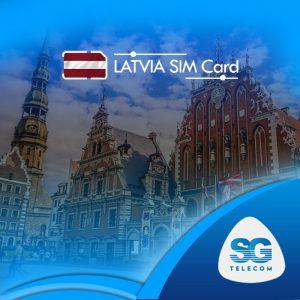 Latvia SIM Cards