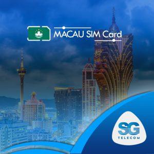 Macau SIM Cards