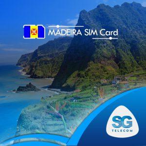 Madeira SIM Cards