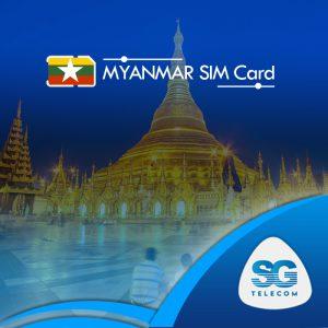 Myanmar SIM Cards