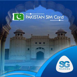 Pakistan SIM Cards