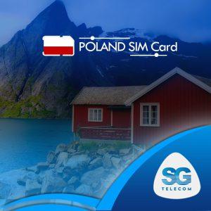 Poland SIM Cards