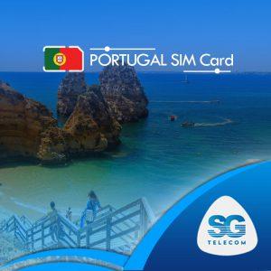 Portugal SIM Cards