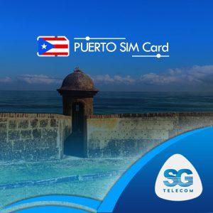 Puerto Rico SIM Cards