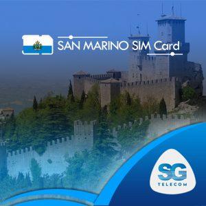 San Marino SIM Cards