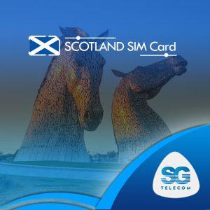 Scotland SIM Cards