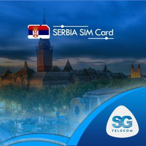 Serbia SIM Cards