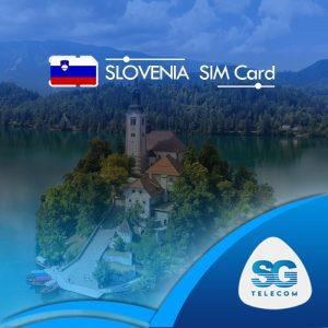 Slovenia SIM Cards
