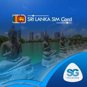 Sri Lanka SIM Cards