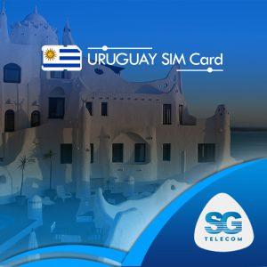Uruguay SIM Cards