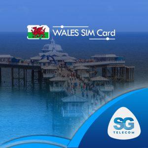 Wales SIM Cards